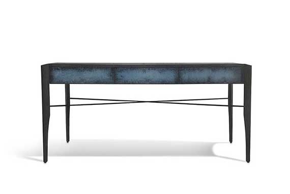 Oak Console table made in vietnam