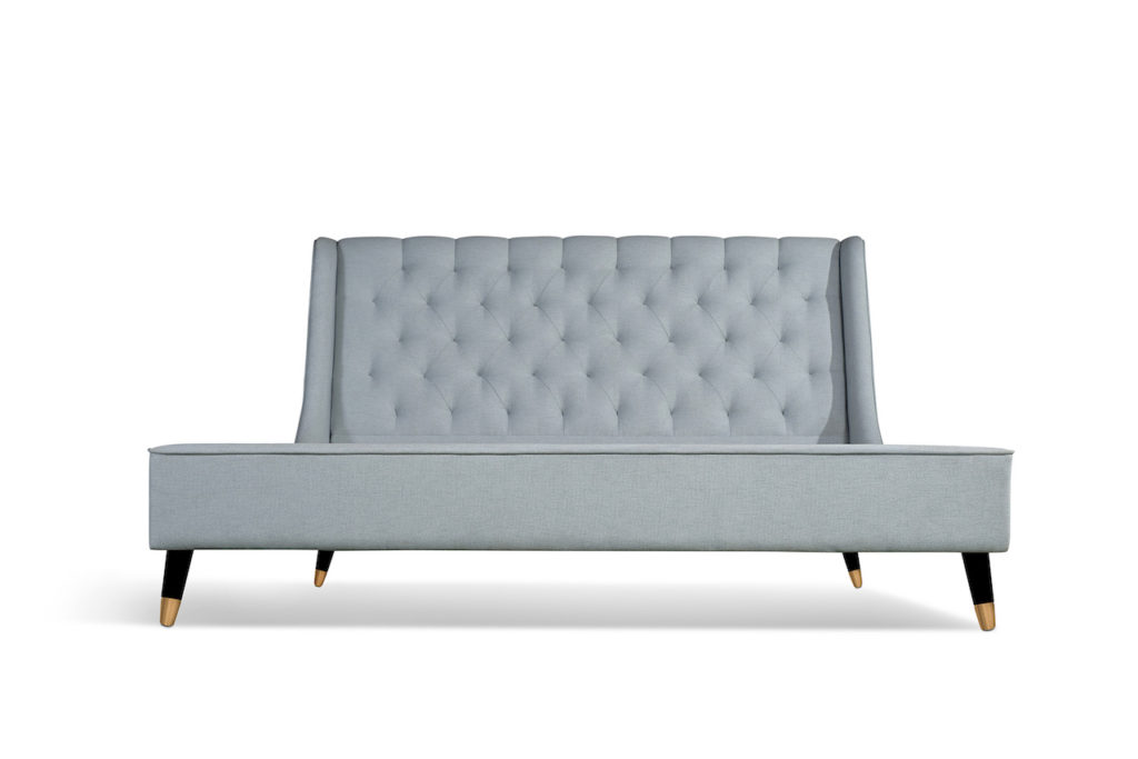 Upholstered Bed made in Vietnam