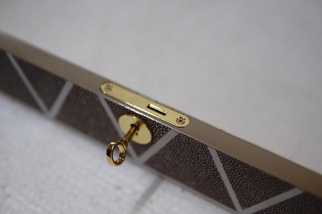 jewellery box lock