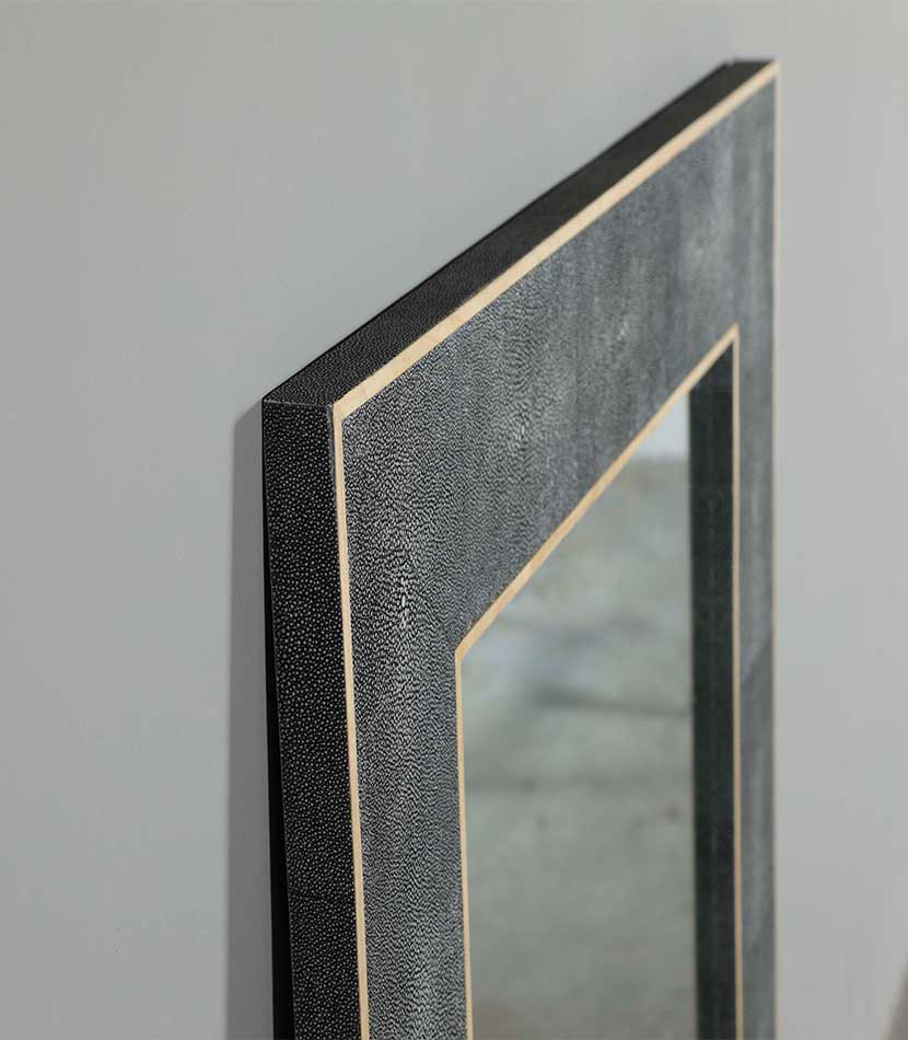 shagreen mirrors