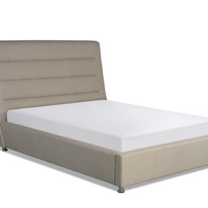Quality Queen size upholstered queen bed